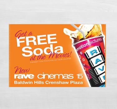 Free Soda